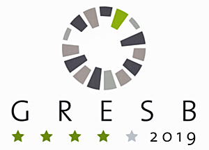 GRESB リアルエステイト評価での4 Star