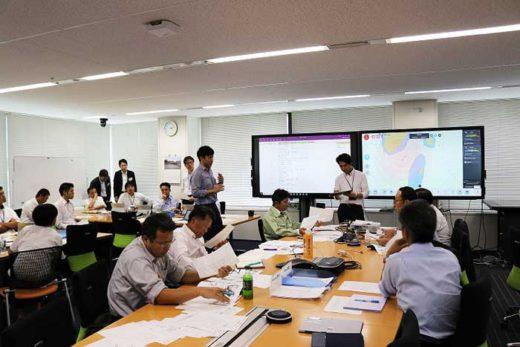 20190910nyk1 520x347 - 日本郵船/自動車船の衝突想定し重大事故対応訓練