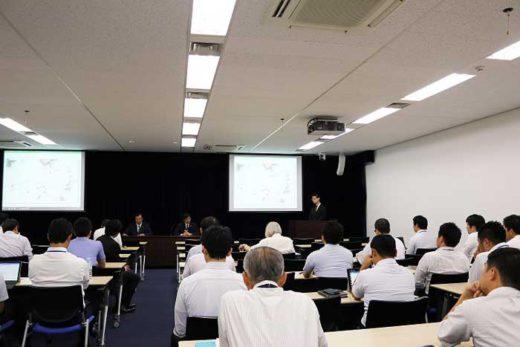 20190910nyk2 520x347 - 日本郵船/自動車船の衝突想定し重大事故対応訓練