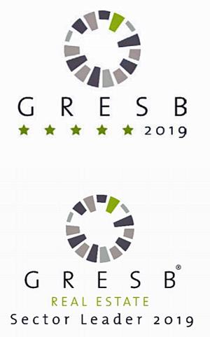 20190910prologi - 日本プロロジスリート/最高位「5 Star」「Green Star」を取得