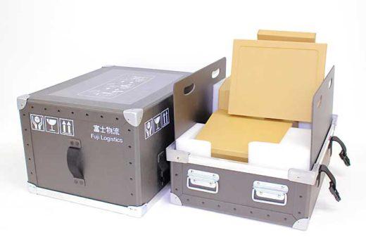 20190912fujibutsuryu 520x347 - 富士物流/POSレジ用リターナブル包装材が工業包装部門賞