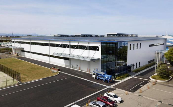 20190913hokusyo1 - ホクショー/40億円投じ石川県白山市で新工場棟稼働開始