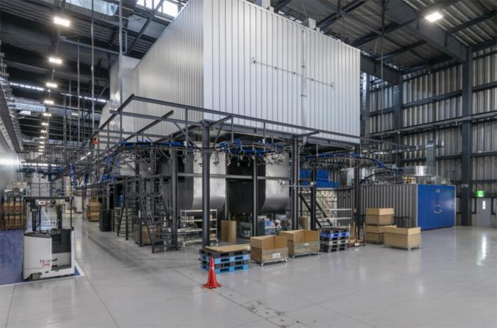 20190913hokusyo3 - ホクショー/40億円投じ石川県白山市で新工場棟稼働開始