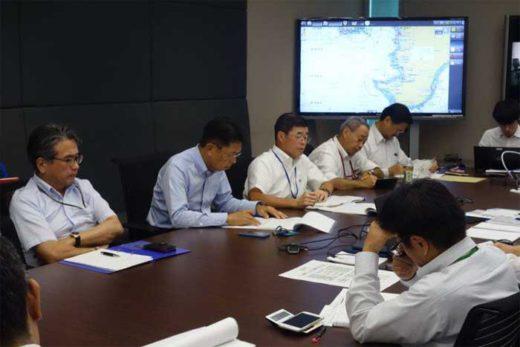 20190913iinokaiun 520x347 - 飯野海運/重大事故を想定した事故対応訓練実施