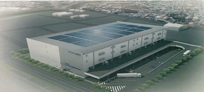 20190917saniintel1 - サンインテルネット/埼玉県新座市で3.9万m2の物流センター着工