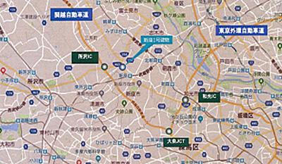 20190917sanintel2 - サンインテルネット/埼玉県新座市で3.9万m2の物流センター着工
