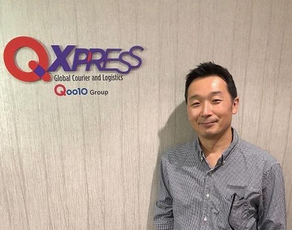 Qxpress Corp.品川支社 吉田 隆一支社長