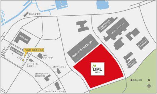 20190920daiwa3 520x311 - 大和ハウス/愛知県春日井市の物流施設で内覧会、10月11日開催