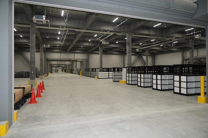 20190920prologi22 - プロロジス/茨城県つくば市に7万m2のZOZO専用物流施設竣工