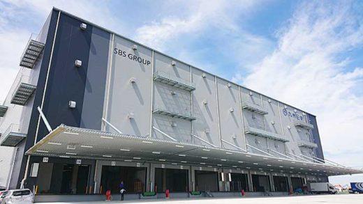 20190920sbs 520x293 - SBSリコーロジ/福岡市東区に多機能物流センター新設