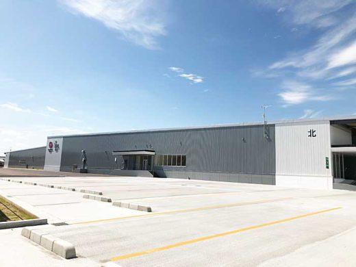 20190926daiwa 520x390 - 大和ハウス/福島県郡山市に3.8万m2の平屋建て物流施設竣工