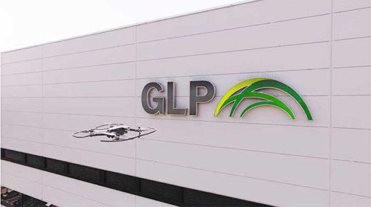 20190926glp 520x291 - 日本GLP/物流施設の点検・BCP対策にドローン、流山で導入