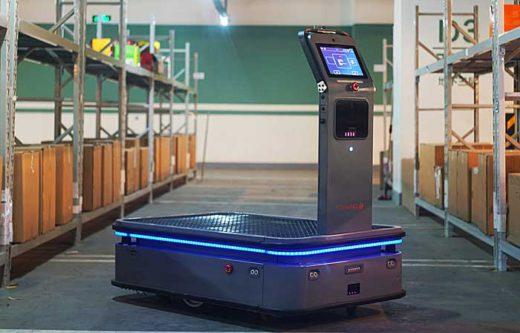 20190927fujitex 520x333 - フジテックス/協働型搬送ロボットの取扱開始