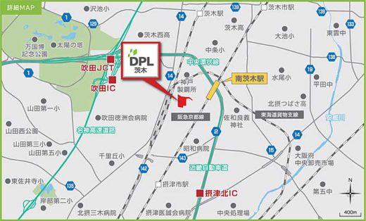 20190930daiwa1 520x314 - 大和ハウス/大阪府茨木市に5.8万m2のマルチテナント型物流施設