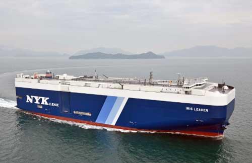 20190930nyk - 日本郵船/世界初、自動車船の有人自動運航に成功