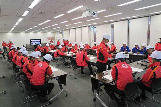 201901003sbs21 520x347 - SBSグループ/首都直下地震を想定した緊急時対応訓練