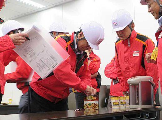 201901003sbs22 520x386 - SBSグループ/首都直下地震を想定した緊急時対応訓練