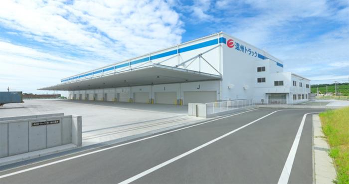 20191001ensyu - 遠州トラック/静岡県浜松市に1.1万m2の物流施設を稼働