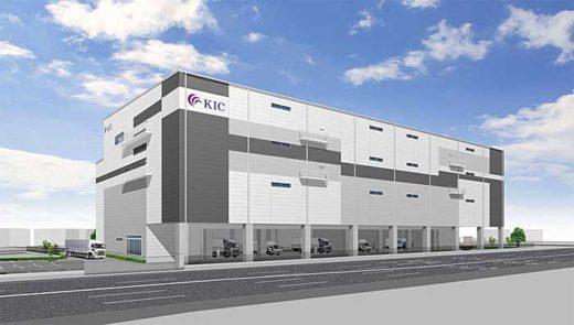 20191001kic 520x295 - KIC/春日部市の国道16号線沿いに2.1万m2の物流施設建設