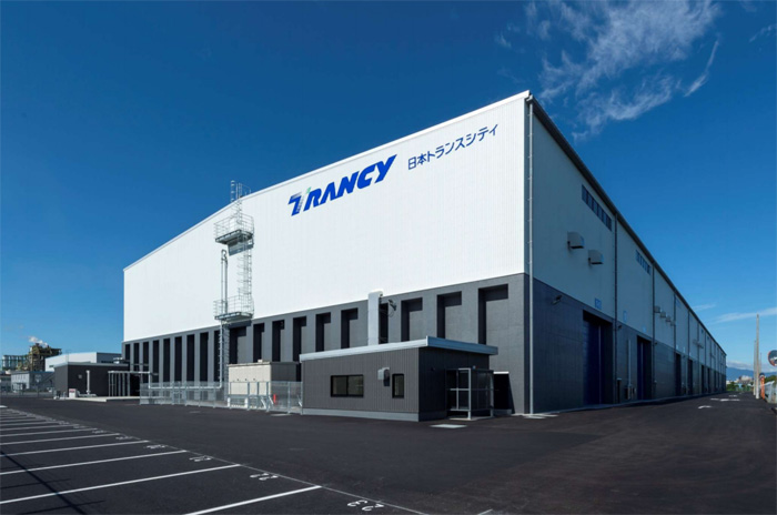 20191001trancy - 日本トランスシティ/四日市市に1.3万m2のバイオマスセンター