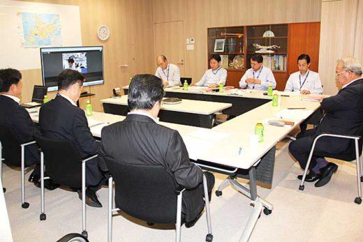 20191002nittsusyoji 520x347 - 日通商事/釧路沖M8.5の地震と津波想定、BCP訓練実施