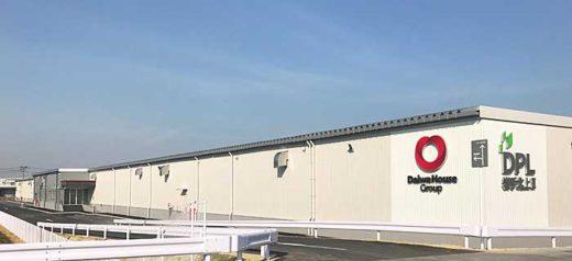 20191003daiwa 520x238 - 大和ハウス/岩手に3.3万m2物流施設、半導体企業等の入居想定