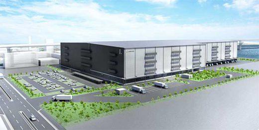 20191003nittetsu 520x262 - 日鉄興和不動産/兵庫県尼崎市に10万m2の専用物流施設