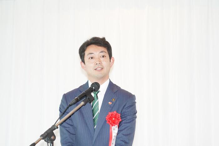 千葉市の熊谷俊人市長