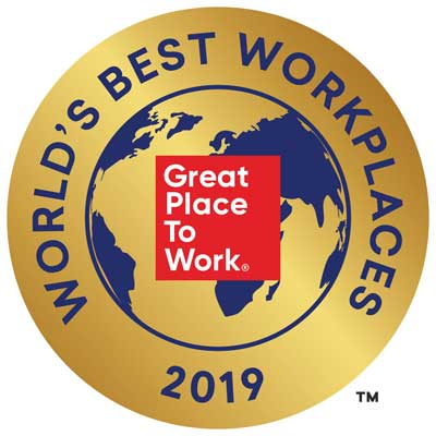 20191008dhl - DHL/世界の「働きがいのある会社」に3年連続ランクイン
