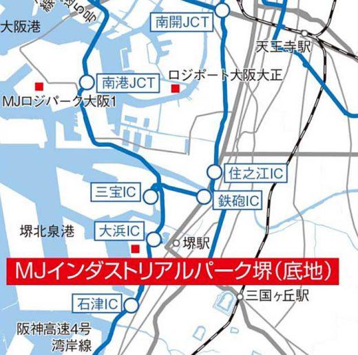 20191009trc3 520x517 - TRC/愛知県春日井市の物流施設など2件のPM業務受託
