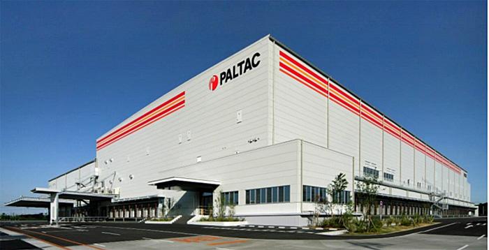 20191010paltac - PALTAC/埼玉県に、自動倉庫を備えた6.6万m2の物流センター開設