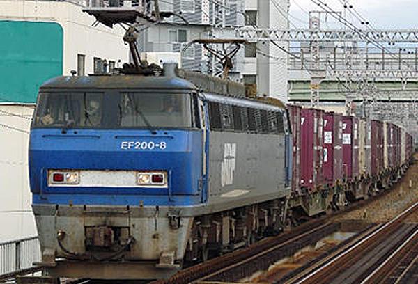 EF200形式直流電気機関車