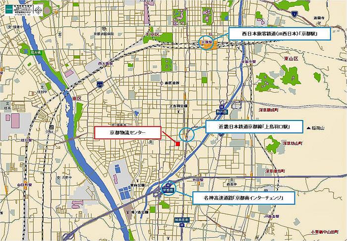 20191018daiwab2 - 大和物流/運営する京都物流センターを4倍の規模に建替え決定