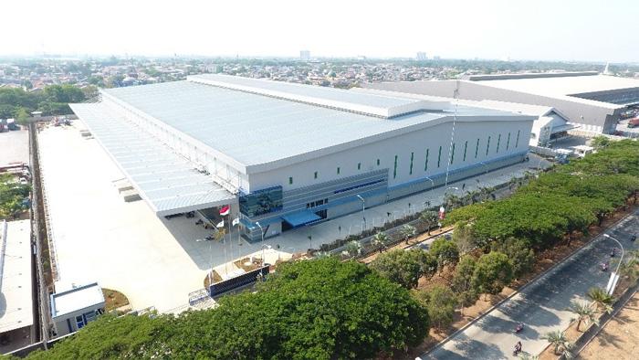 20191023sumisyo1 - 住友商事/インドネシアで2.1万m2の倉庫竣工、賃貸事業拡大