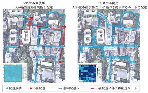 20191031sagawa32 520x329 - 佐川急便/AIと電力データで不在配送91%減、東大等と共同研究