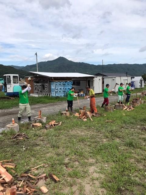 photo4 - 日本郵船/社員などが東日本大震災被災地で支援活動