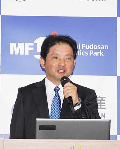 20191105mitsui216 - 三井不動産/千葉県船橋市に「世界最高グレードの物流施設」完成