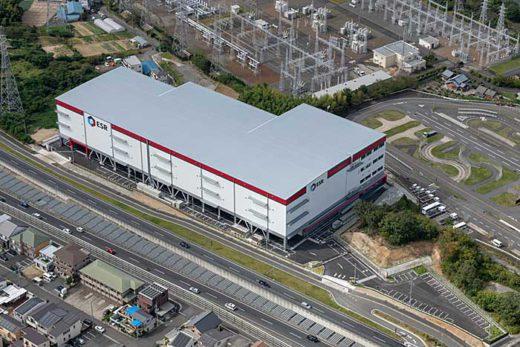 ESR名古屋大高ディストリビューションセンター