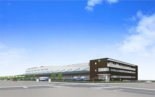 20191107neitetsu 520x325 - 名鉄運輸/淀川支店をリニューアル、大阪市西淀川区に新築移転