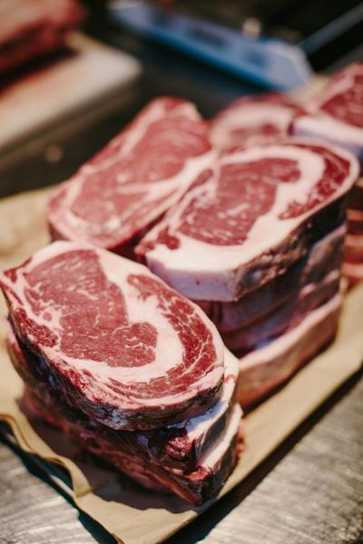 航空輸送で日本に到着した牛肉