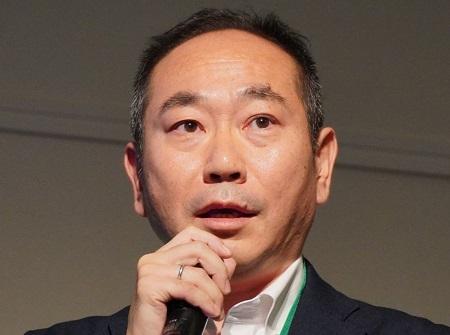 三菱商事 物流事業本部戦略企画室長 引網 康暁氏