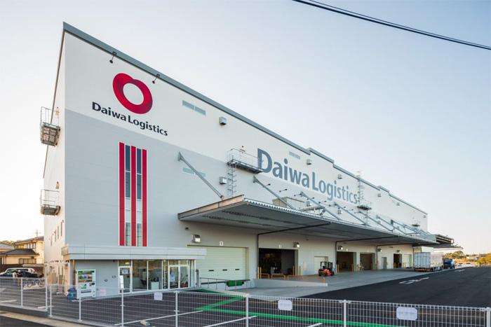 20191115daiwab1 - 大和物流/千葉県柏市の新たな物流施設が満床で竣工
