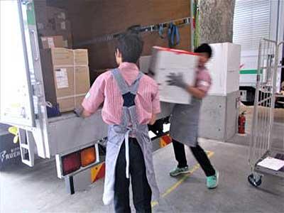 20191118daiwa - 大和物流/大型複合商業施設で館内物流の職場体験