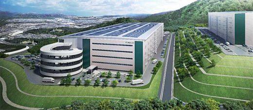 20191118prologis 520x227 - プロロジス/兵庫県猪名川町で15.8万m2の物流施設建設