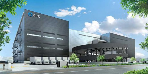 20191119cre 520x260 - CRE/大阪府交野市で8万m2のマルチテナント型物流施設着工