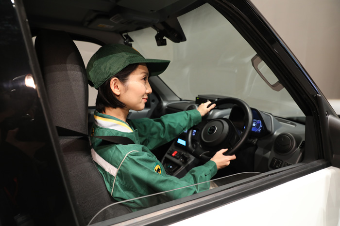 20191119yamato2 - ヤマト運輸/日本初登場、宅配に特化したEV小型商用車500台導入