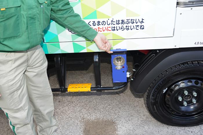 20191119yamato8 - ヤマト運輸/日本初登場、宅配に特化したEV小型商用車500台導入