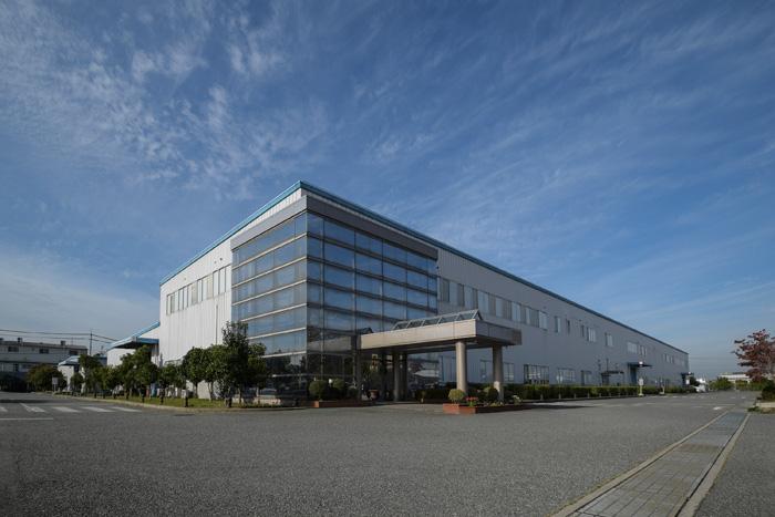 オークラ輸送機の三木第2工場