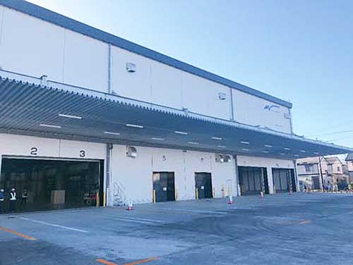 20191122shibusawa - 澁澤倉庫/埼玉県三芳町に1万m2の新倉庫開設