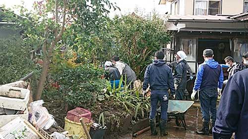 20191122yubin - 日本郵便/ボランティアや義援金で台風19号被災地の復興支援